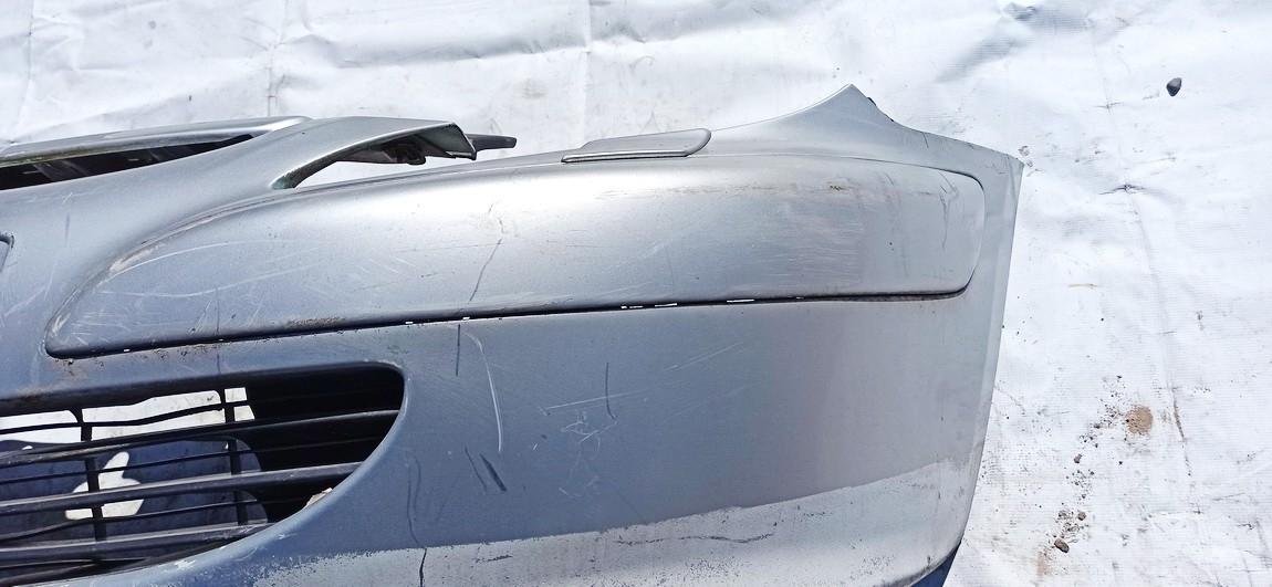 Bamperio moldingas P.K. Peugeot 307 2002    2.0 Sidabrine