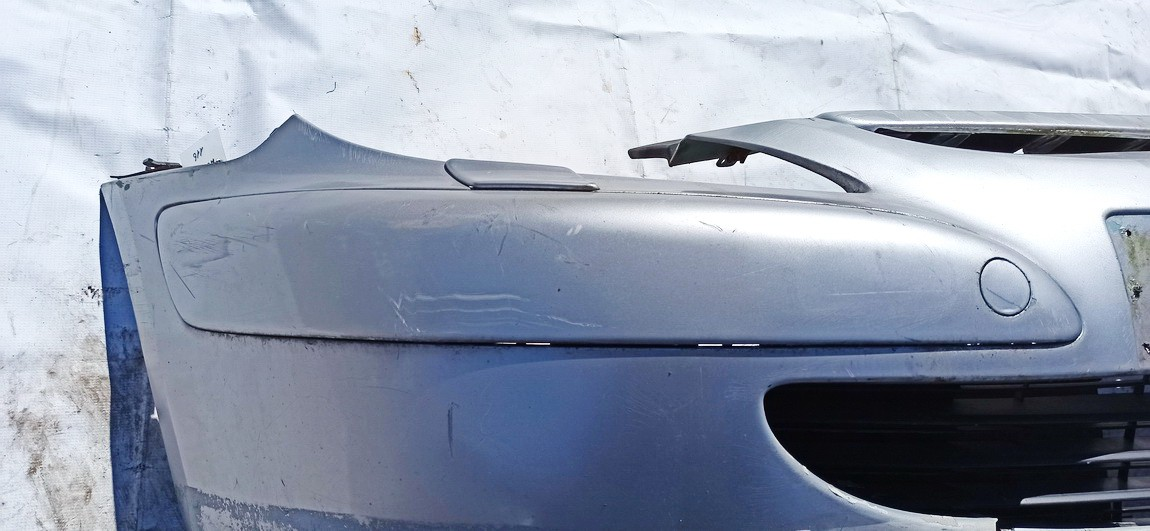 Bamperio moldingas P.D. Peugeot 307 2002    2.0 Sidabrine