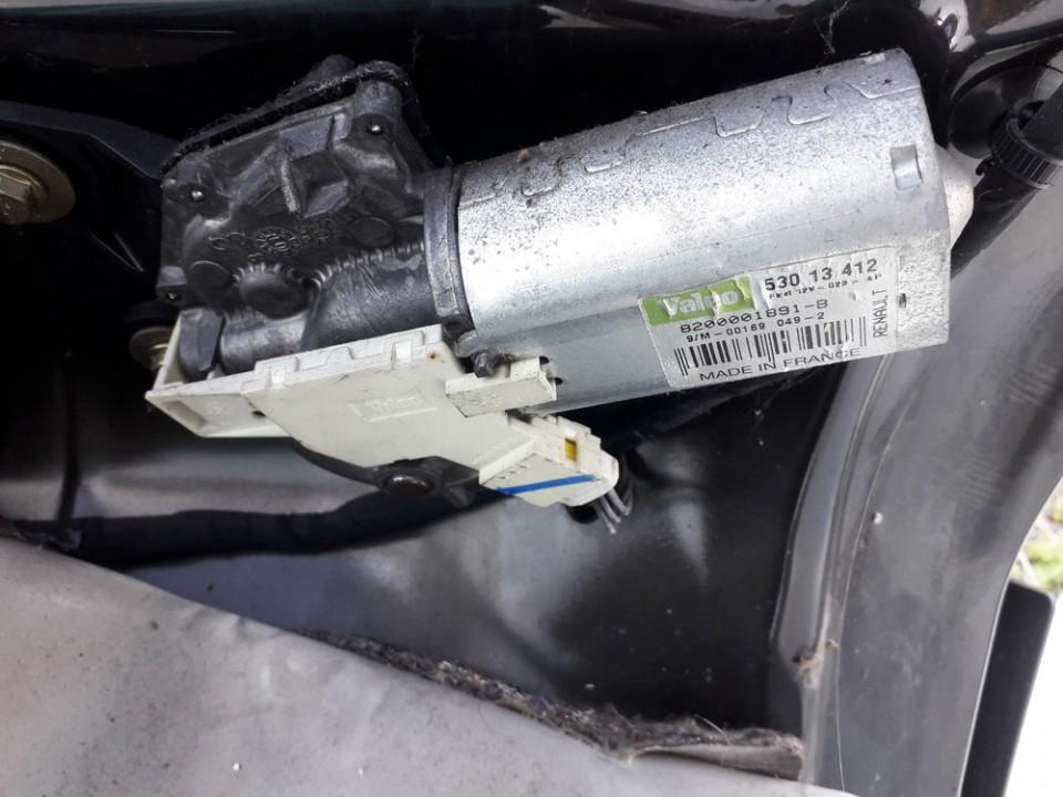 Rear wiper motor (Rear Screen Wiper Engine) Renault Laguna 2004    2.0 53013412