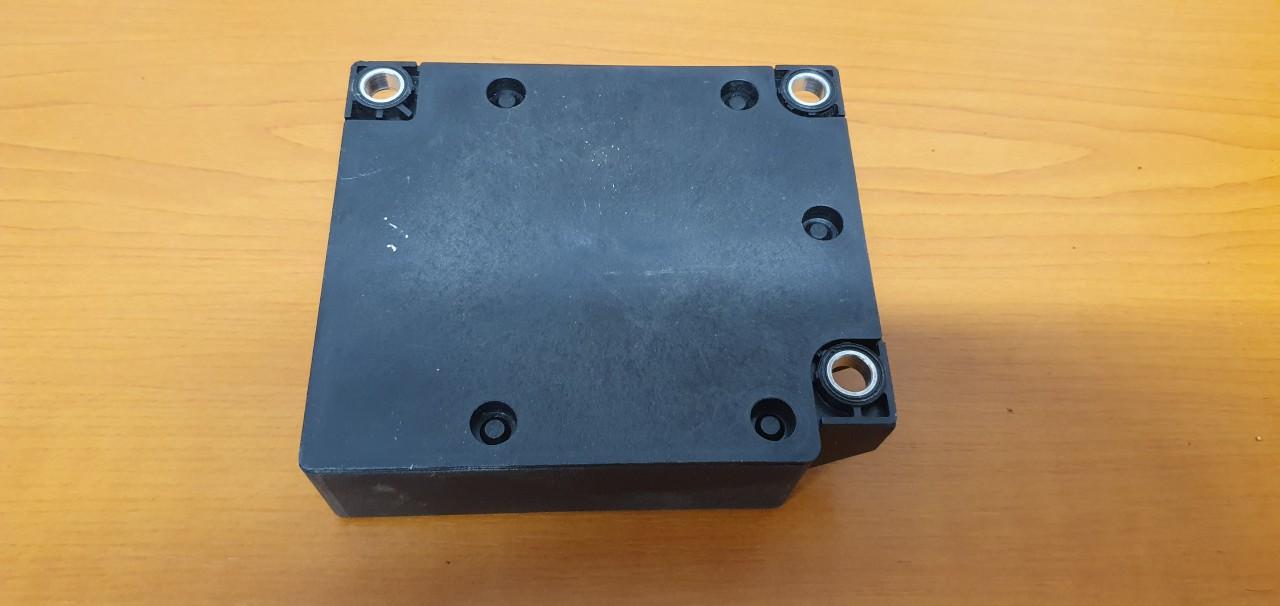 Airbag crash sensors module Peugeot 607 2002    0.0 9643869780