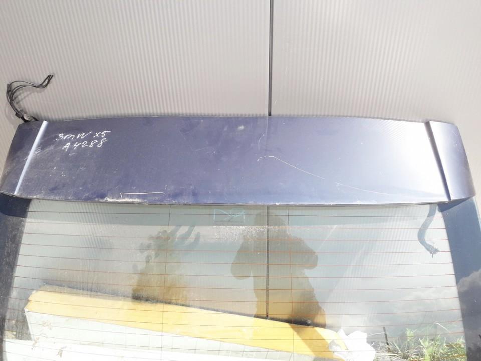 Galinio Dangcio spoileris su stop zibintu G. (kapoto) BMW X5 2004    3.0 USED