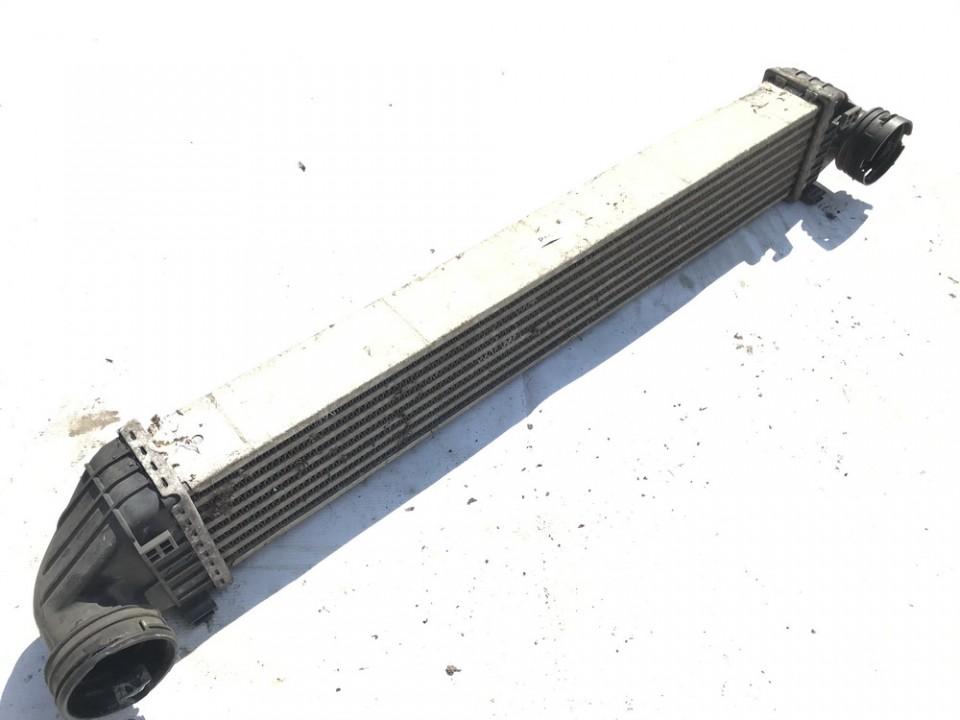 Intercooler radiator - engine cooler fits charger Mercedes-Benz A-CLASS 2005    2.0 a1695000000
