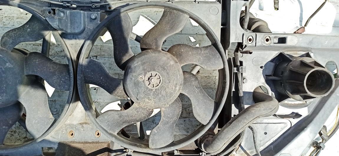 Diffuser, Radiator Fan Peugeot 605 1993    2.1 used