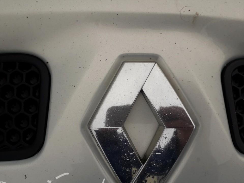 Priekinis zenkliukas (Emblema) Renault Scenic 2001    1.9 USED