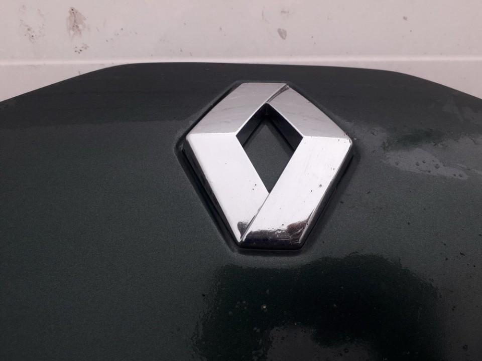 Priekinis zenkliukas (Emblema) Renault Laguna 1996    2.2 USED