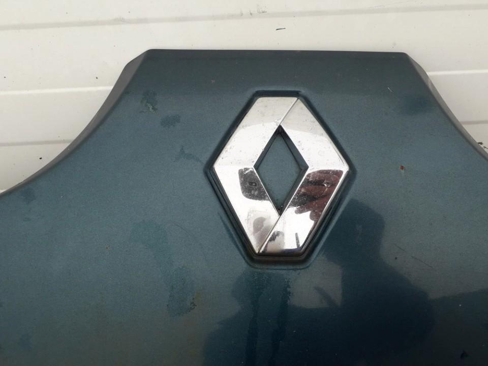 Priekinis zenkliukas (Emblema) Renault Megane 1997    1.6 USED