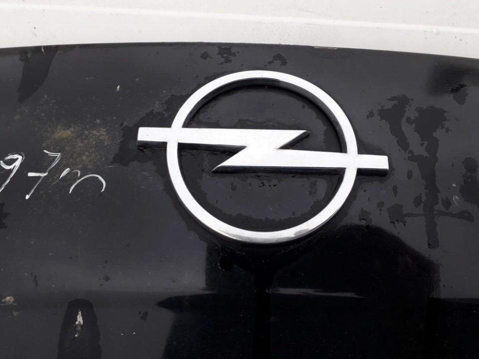 Priekinis zenkliukas (Emblema) Opel Tigra 1997    1.4 USED