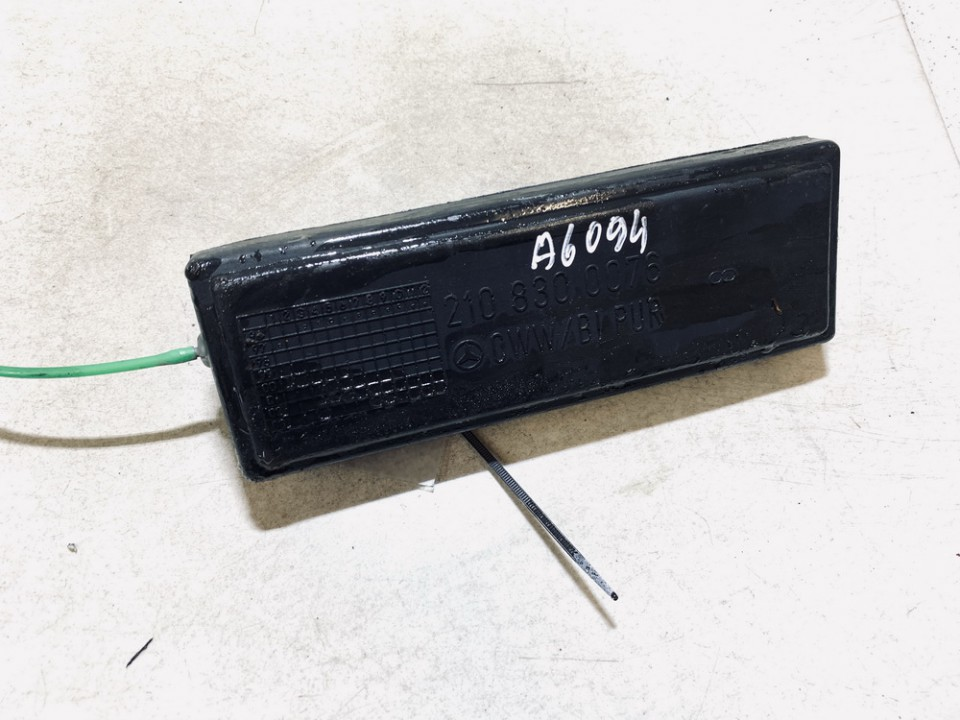 Central Locking Pump Mercedes-Benz E-CLASS 1997    2.0 2108300076