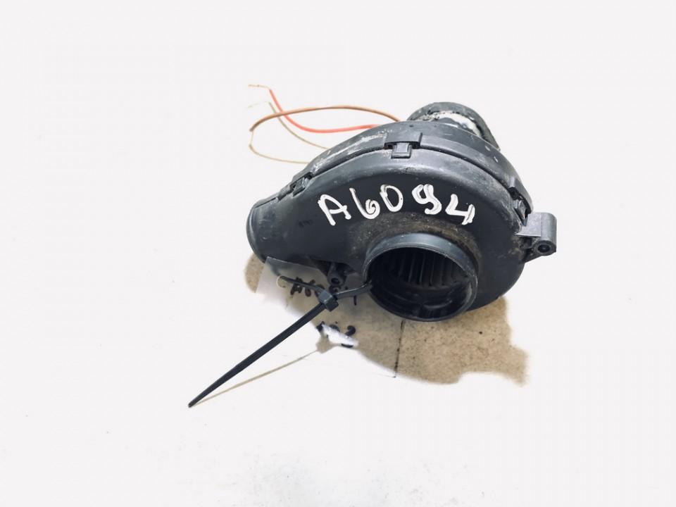 Variklio kompiuterio ventiliatorius Mercedes-Benz E-CLASS 1997    2.0 2105450195