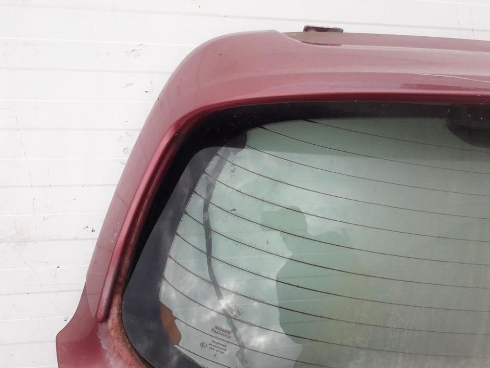 Galinio Dangcio spoileris G. (kapoto) Nissan Almera 2003    1.8 RAUSVAS