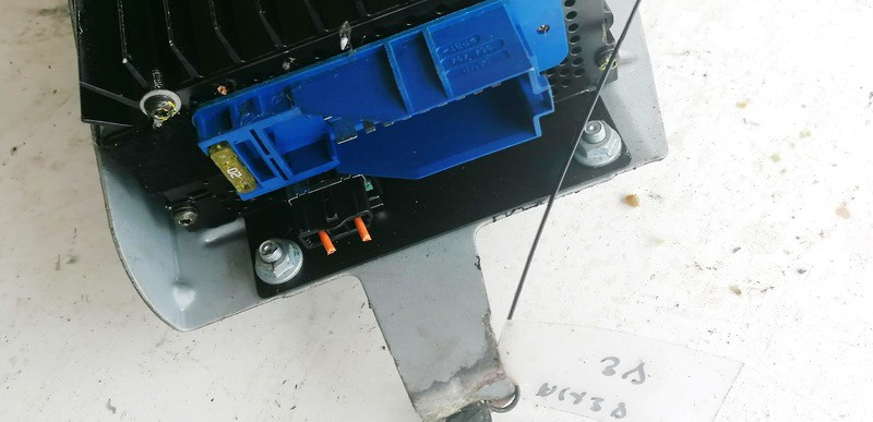Audio amplifier (Radio Stereo Amplifier) Mercedes-Benz C-CLASS 2001    2.0 A2038201389