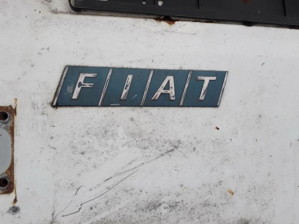 Galinis zenkliukas (Emblema) Fiat Ducato 2002    2.4 USED