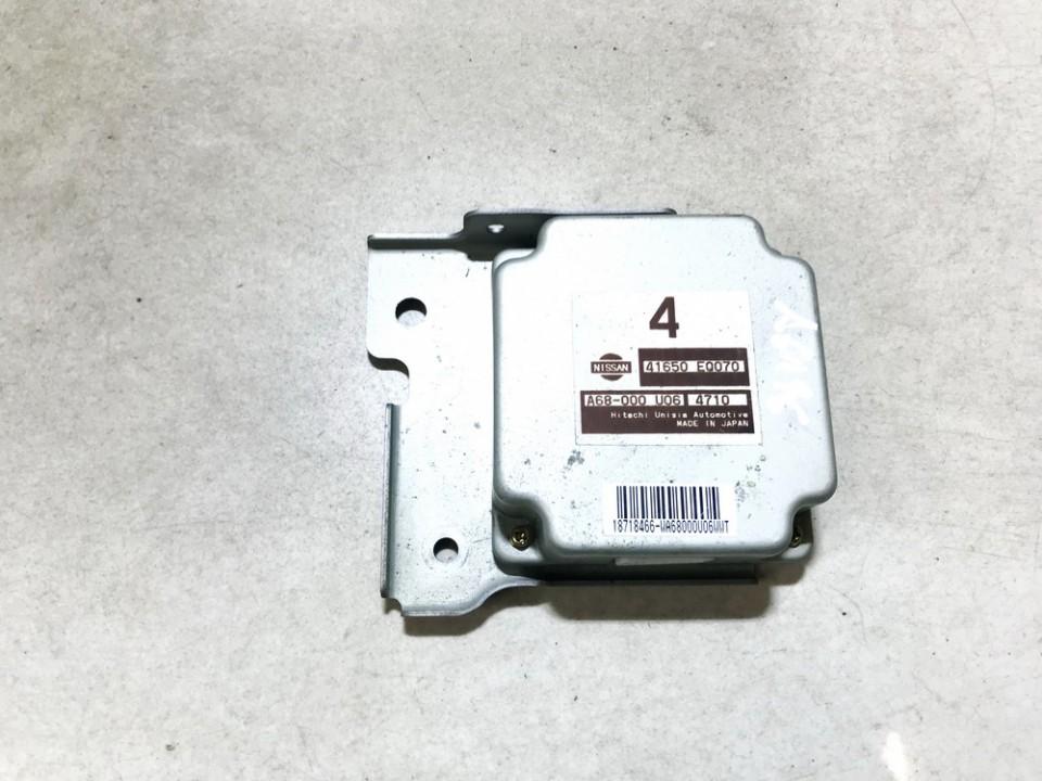 Greiciu dezes kompiuteris Nissan X-Trail 2004    2.2 41650eq070