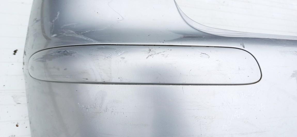 Bamperio moldingas G.K. Seat Ibiza 2004    1.9 Sidabrine