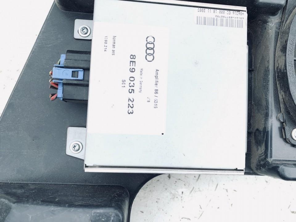 Audio amplifier (Radio Stereo Amplifier) Audi A4 2006    2.0 8e9035223