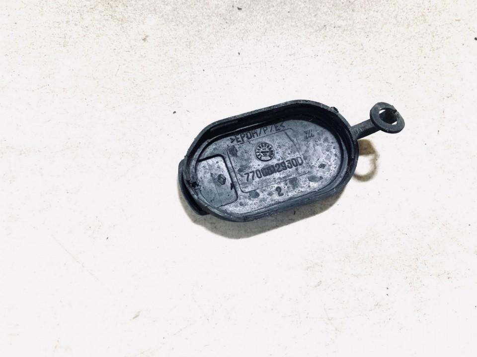 Langu apiplovimo bakelio dangtelis Renault Laguna 2001    1.9 7700812930d