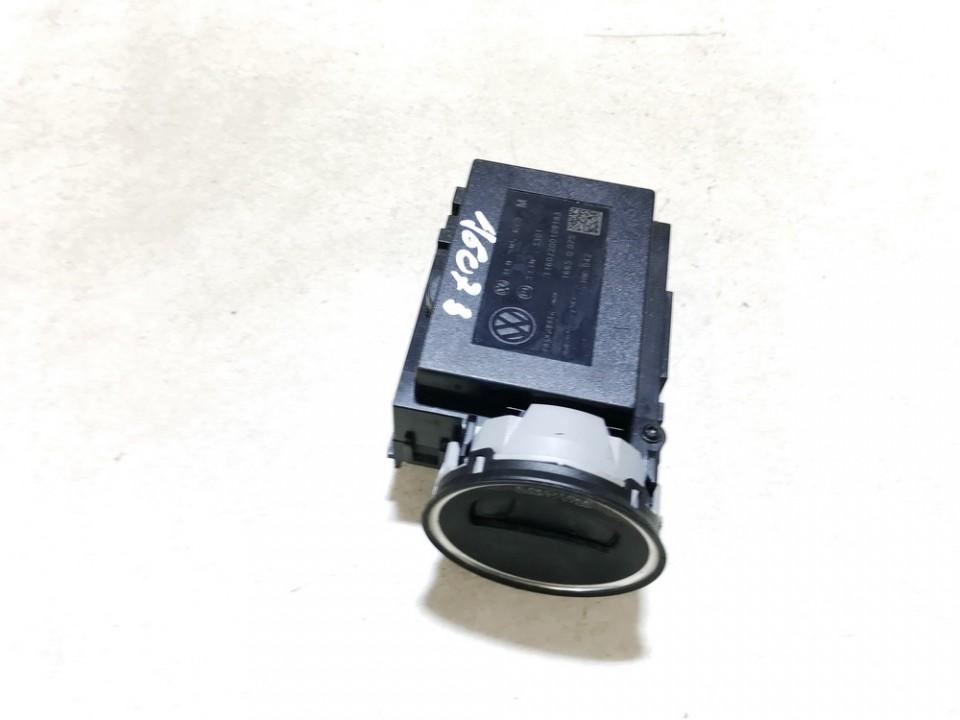Key Card Reader (CARD READER IGNITION LOCK) Volkswagen Passat 2005    1.9 3c0905843
