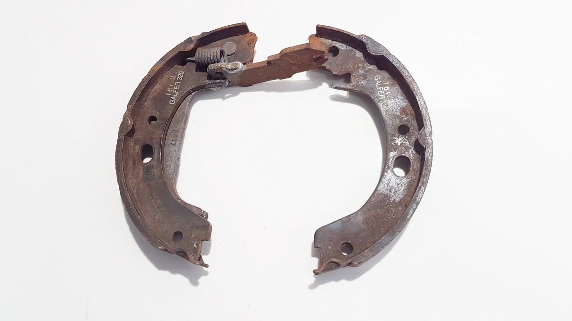 Brake Shoe Set, parking brake Toyota Corolla 2003    1.6 galfer329