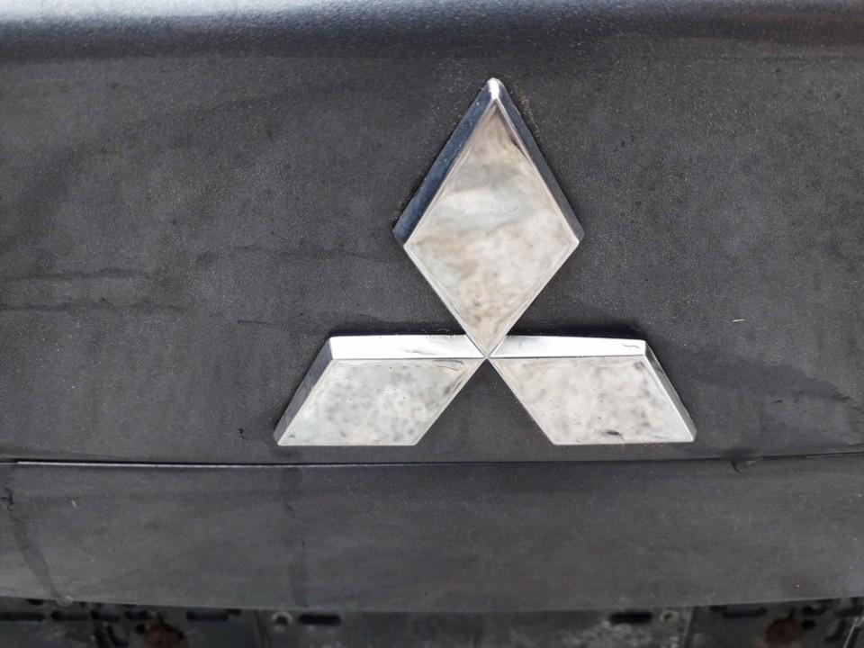 Galinis zenkliukas (Emblema) Mitsubishi Lancer 2004    1.6 USED