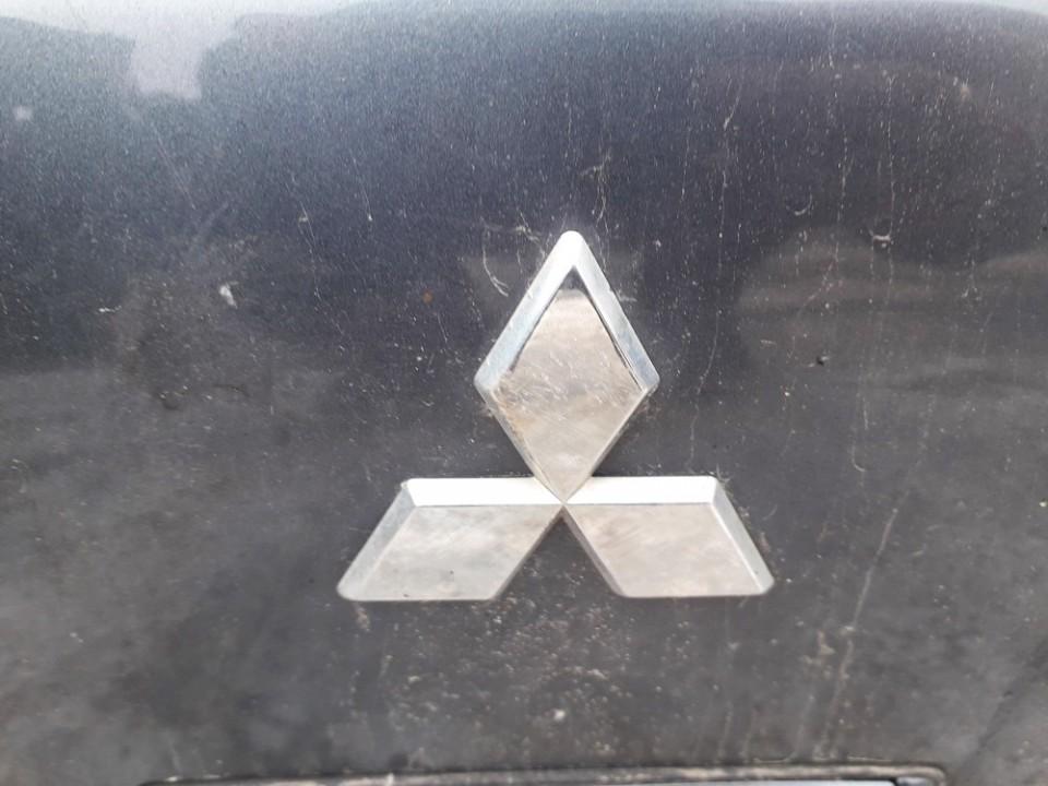 Galinis zenkliukas (Emblema) Mitsubishi Outlander 2003    2.0 USED