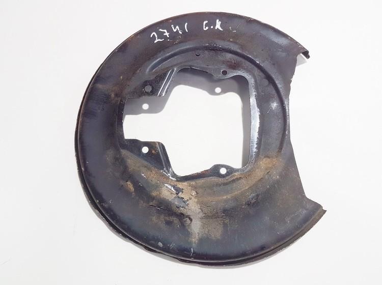 Stabdziu disko apsauga galine kaire (G.K.) Volvo S60 2004    2.4 used