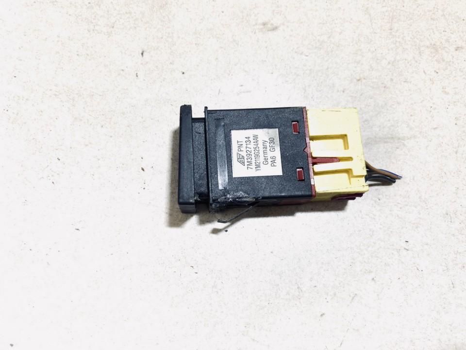 ESP mygtukas Volkswagen Sharan 2001    1.9 7m3927134