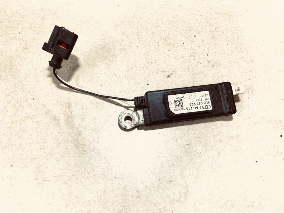 Antenos blokelis Audi Q7 2007    3.0 4l0035225