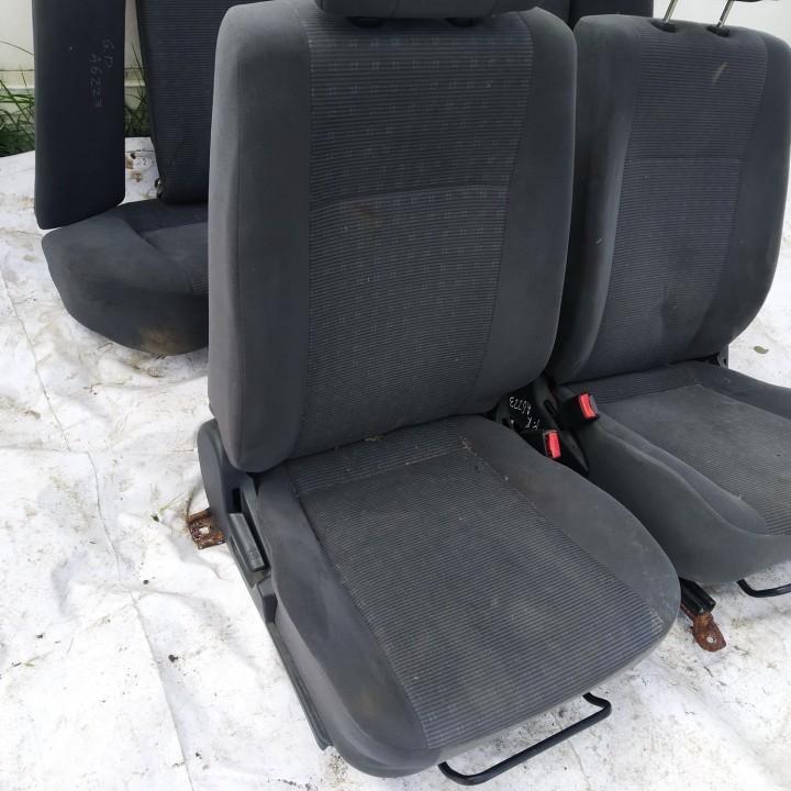 Salono sedyniu komplektas Mitsubishi Lancer 2004    1.6 used