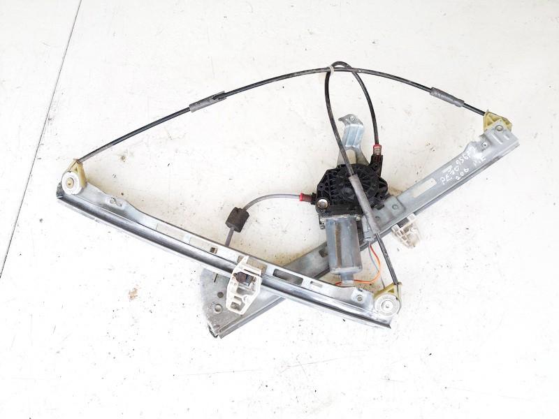 Peugeot  206 Door winder mechanism (Window Regulator) front left side