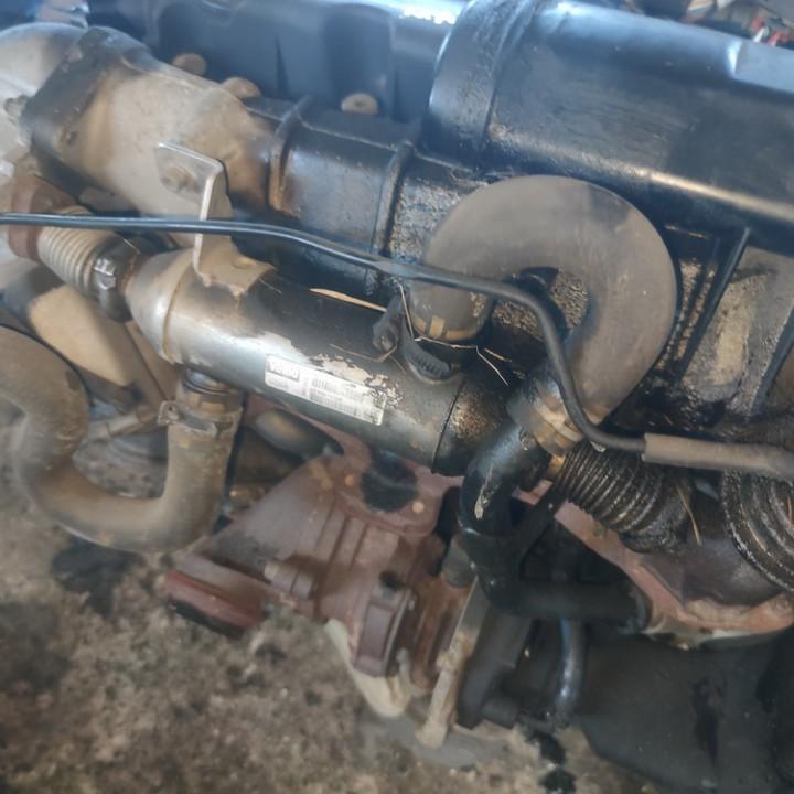EGR ausintuvas (Ismetamuju duju ausintuvas (EGR)) Peugeot 307 2002    2.0 9639874380