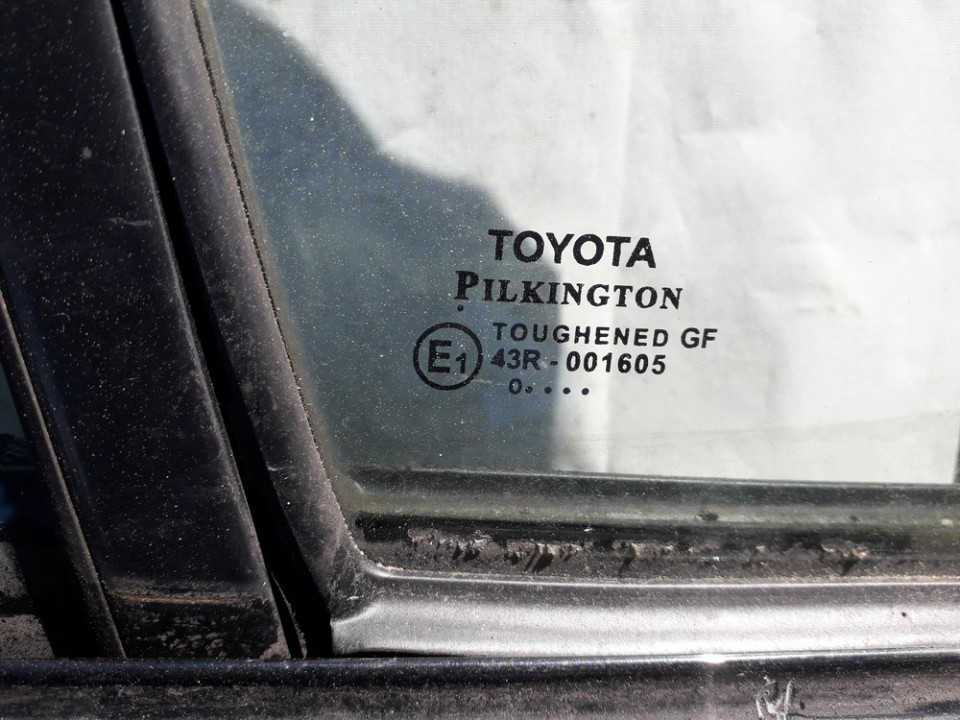 Duru fortkute P.D. Toyota Avensis 2011    2.0 USED