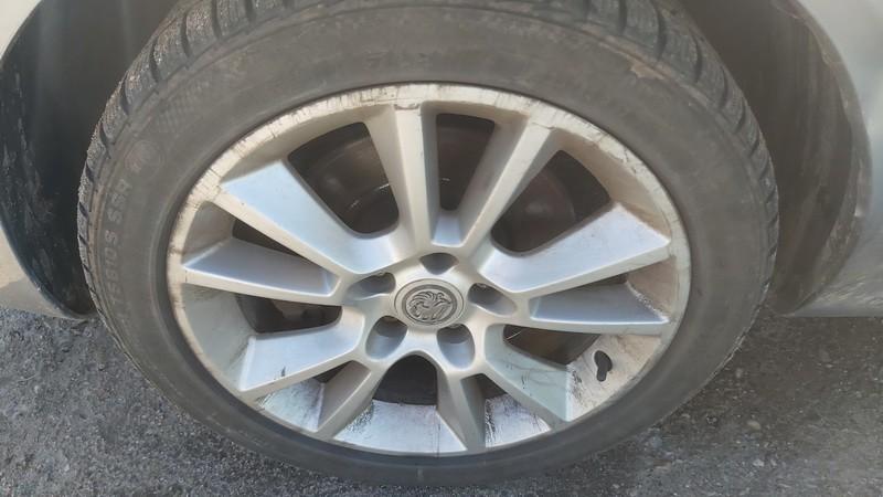 Lietu ratu komplektas R17 Opel Zafira 2009    1.9 used