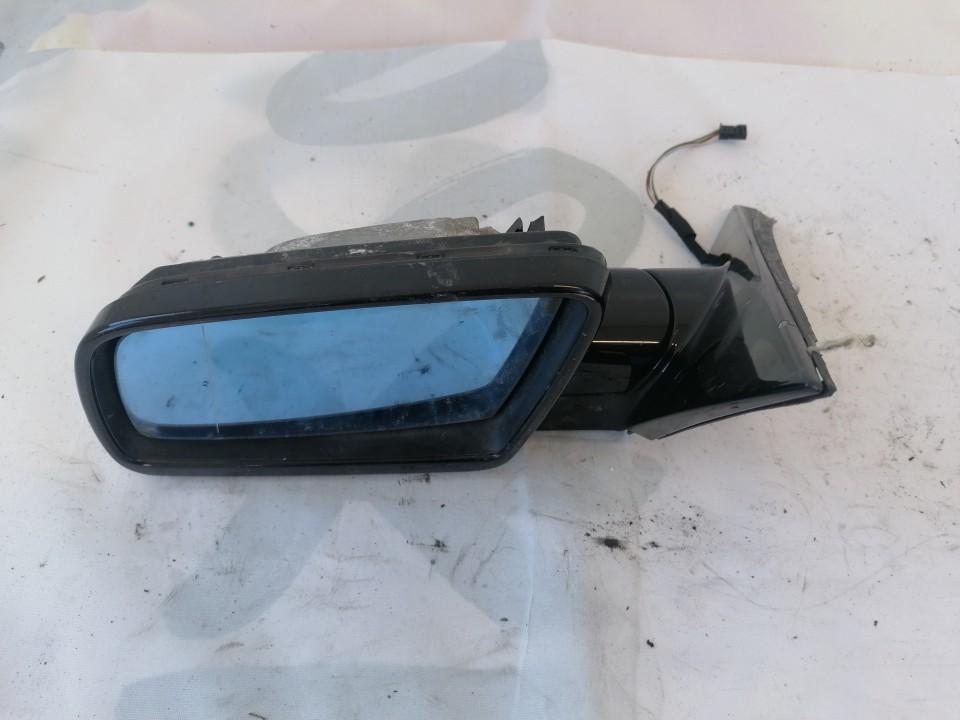Duru veidrodelio stikliukas P.K. (priekinis kairys) BMW 5-Series 2008    2.0 E1010748