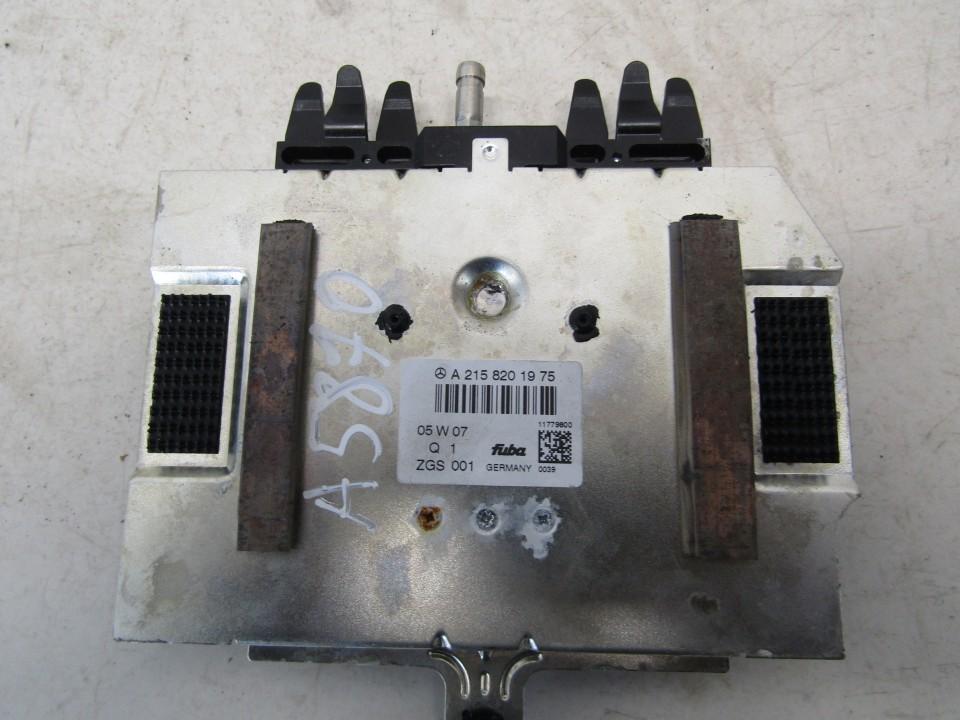 Antenos blokelis Mercedes-Benz CLK-CLASS 2005    3.2 A2158201975