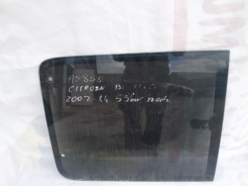 Стекло неподвижное задней правый used used Citroen BERLINGO 2003 2.0