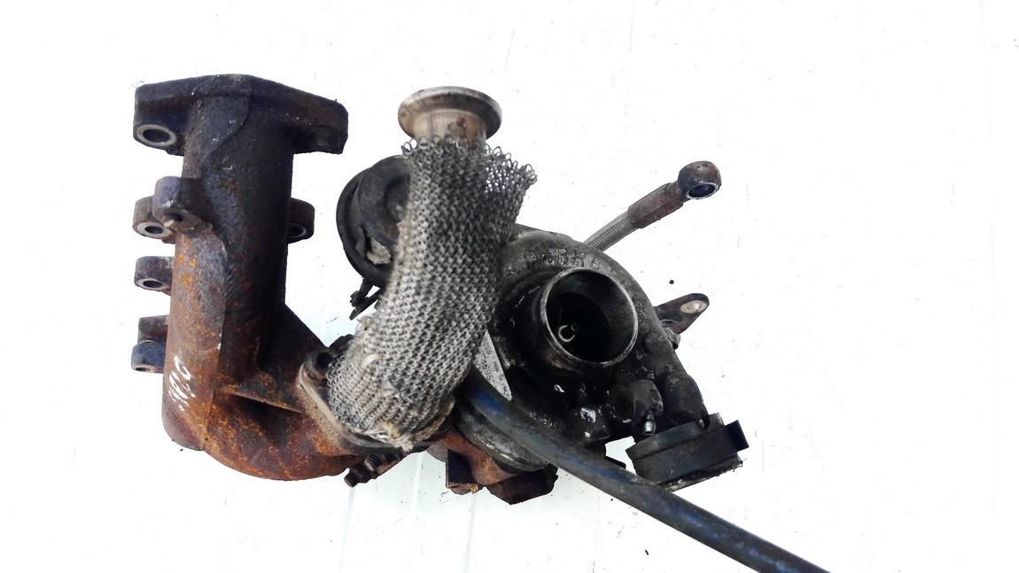 Turbina Fiat Punto 2002    1.9 55191595