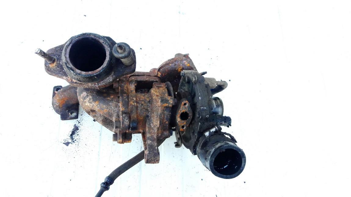 Turbina Peugeot 307 2002    2.0 9632406680