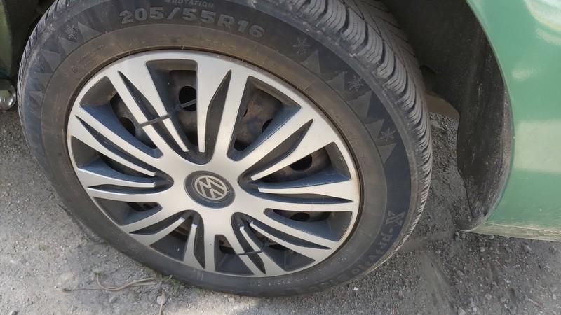 Skardiniu ratu komplektas R16 Volkswagen Sharan 2001    1.9 used