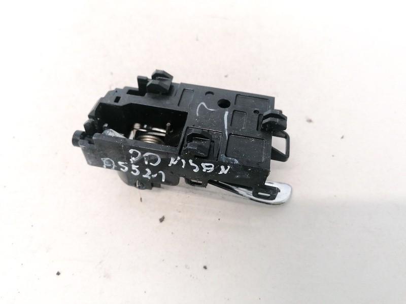 Duru vidine rankenele G.D. Nissan Almera 2001    2.2 USED