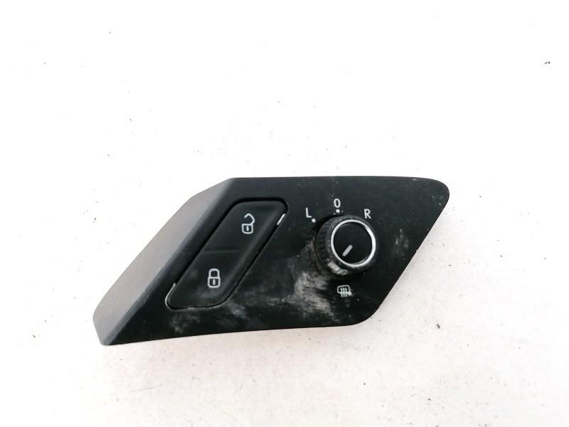 Duru uzrakto mygtukas Volkswagen Golf 2013    1.2 5G0962125A