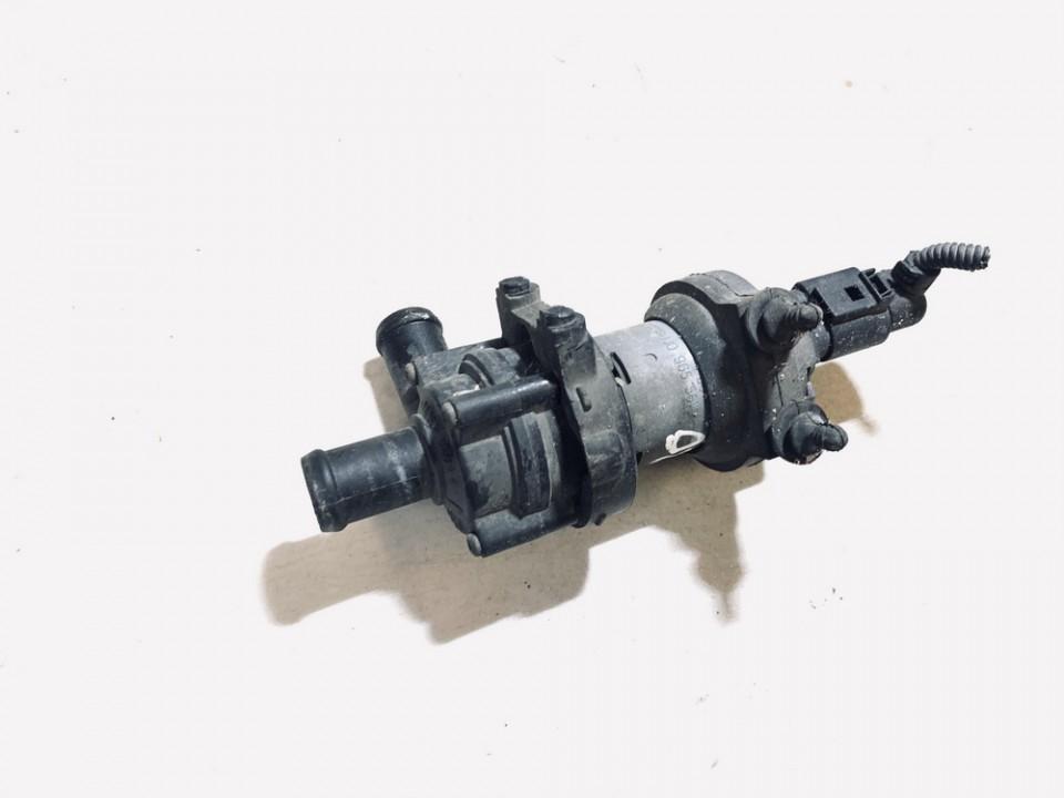 Papildomas elektrinis vandens siurbliukas (Vandens cirkuliacinis siurblys) Volkswagen Sharan 2001    1.9 1j0965561a