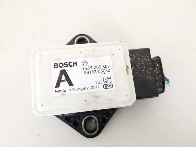 ESP greitejimo sensorius Toyota Avensis 2011    2.0 0265005855