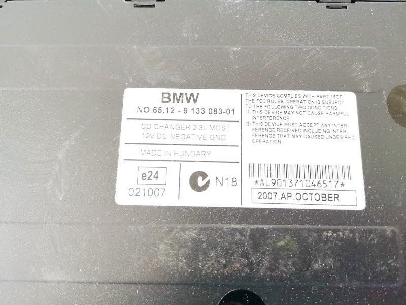 CD changers BMW 3-Series 2008    0.0 6512913308301