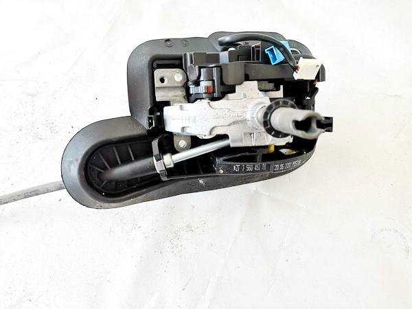 Begiu perjungimo kulisa automatine BMW 5-Series 2006    0.0 756045101