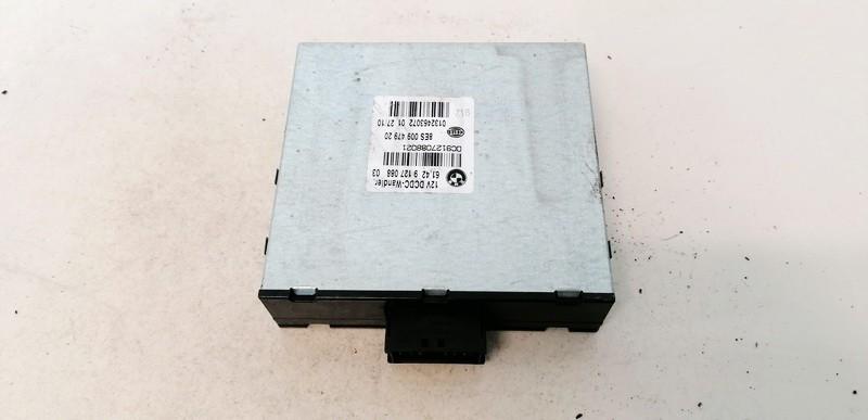 Greiciu dezes kompiuteris BMW 3-Series 2007    2.0 6142912708803