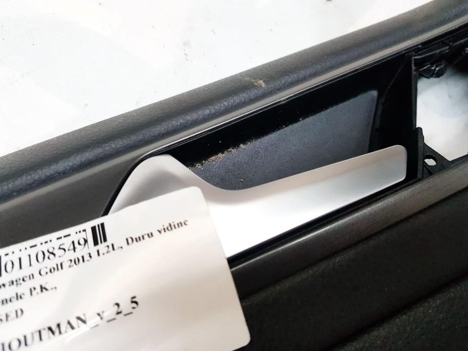 Duru vidine rankenele P.K. Volkswagen Golf 2013    1.2 USED
