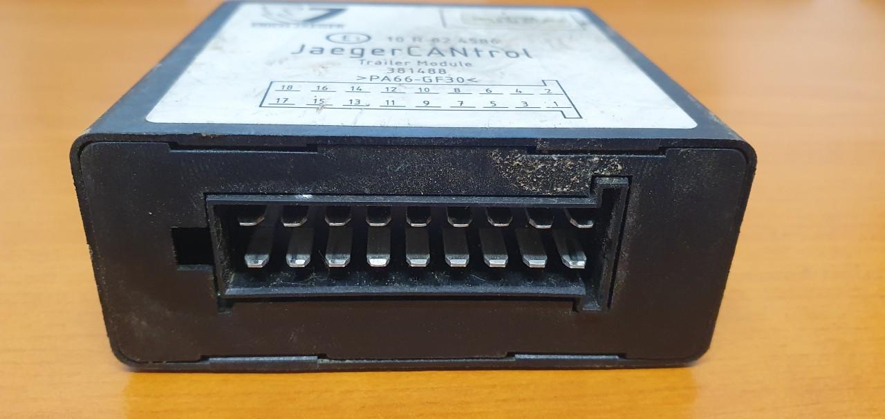 Tow bars relay (Trailer Module) Audi Q7 2006    3.0 381488