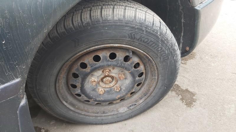 Skardiniu ratu komplektas R14 Mazda 626 1997    1.8 used