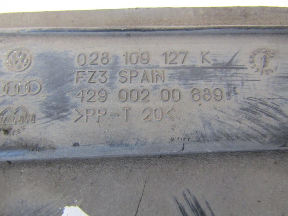 Paskirstymo dirzo apsauga - grandines apsauga (dangtelis) Volkswagen Polo 1998    1.9 028109127K
