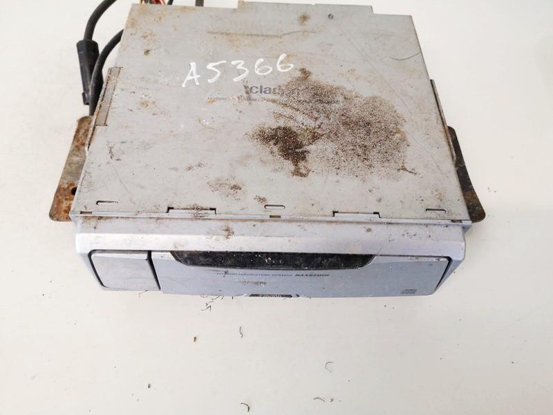 Navigacijos cd skaitytuvas Nissan Navara 2001    2.5 e13020407